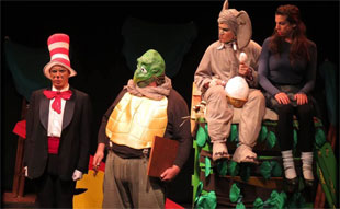 Seussical, Israel Musicals